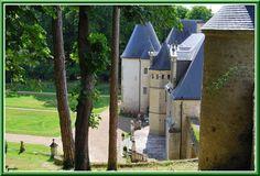 Château de la Chatonnière (37) Indre et Loire