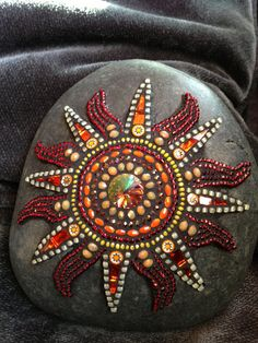 Mosaic Sun by Moonjewelsandmosaics on Etsy