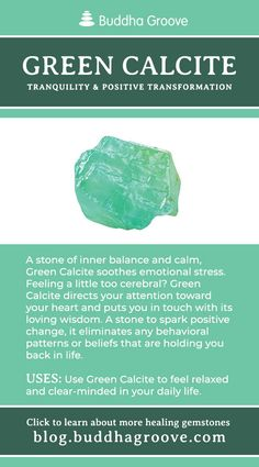Green Calcite - Tranquility and Positive Transformation - Home Decor -DIY - IKEA- Before After