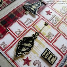 December Daily with Tim Holtz products Yayascrap & more