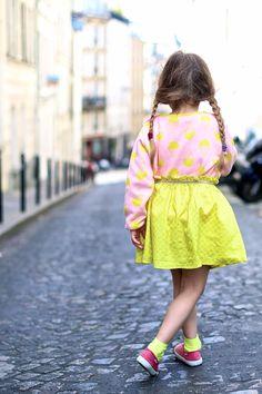Musée de Montmartre with Petite Evi | Vivi & Oli-Baby Fashion Life
