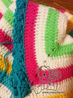 Aesthetic Nest  Crochet  Blue Picot and Lace Sweater for my Blue-Eyed Girl ( Tutorial)  1a86879c2