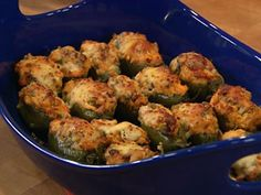 Buffalo Chicken Jalapeo Poppers