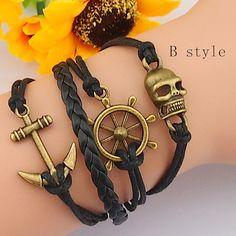 bracelet cheap accessories jewelry, costume jewelry cheap, wholesale cheap jewelry sets black infinity love bracelet