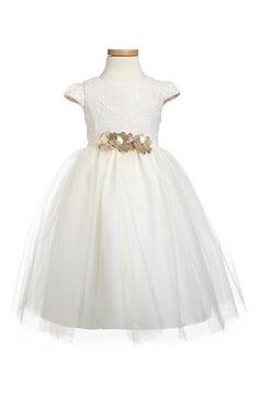 Pippa & Julie Brocade Bodice Dress (Little Girls & Big Girls) available at #Nordstrom