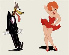 Oh Wolfie - Tex Avery's Classic Cartoon
