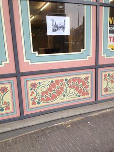 #graphic #art #design #ornamental #signing #shops #window #special #unique #antique #style #modekwartier #arnhem