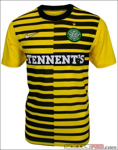 promo code 6ff9c ae61b The Nike Celtic 3rd Jersey 2011-2012 looks stunning and defiantly catches  the eye on