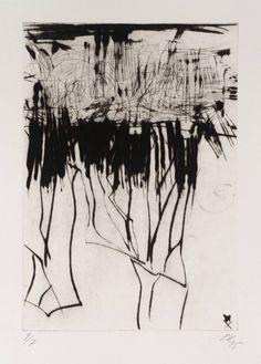 Per Kirkeby '[no title]', 1995 © Per Kirkeby
