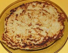 Boxty-ír krumplis palacsinta | Receptek | Donna.hu Potato Recipes, Crepes, Pancakes, Potatoes, Breakfast, Food, Morning Coffee, Potato, Essen
