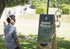 B&O installation at Heartland festival in Denmark