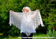 Ravelry: Leaf Evolution Shawl pattern by Tetiana Otruta Shawl Patterns, Knitting Patterns, Knitted Shawls, Lace Shawls, Wedding Shawl, Lace Knitting, Shawls And Wraps, Scarf Wrap, Free Pattern