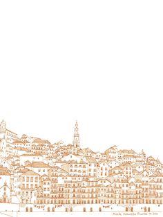 """Arte e Arquitetura: """"As cidades e a Memória – a Arquitetura e a Cidade"""" por Marta Vilarinho de Freitas,© Marta Vilarinho de Freitas"""