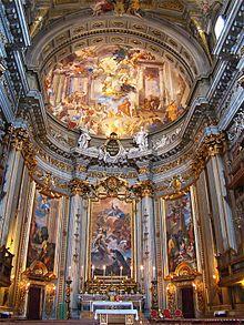 Sant'Ignazio Church, Rome - Anamorphic Wonder