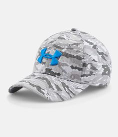 Shop Under Armour for Men's UA Printed Blitzing Stretch Fit Cap in our Mens Caps department.  Free shipping is available in US.