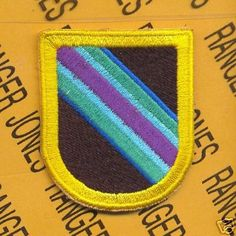 Details about JTF Bravo Special Operations Airborne SFGA flash patch