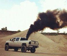 Chevy Rollin Coal