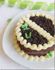 cheesecake al cioccolato senza burro
