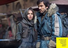Jyn Erso costume - Rogue One // Empire Magazine