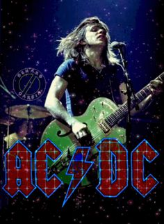 Malcolm Young - R.I.P