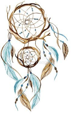 Illustration about Watercolor ethnic dreamcatcher. Hand painted illustration for your design. Illustration of fantasy, catcher, culture - 59066650 Dream Catcher Drawing, Dream Catcher Mandala, Dream Catcher Tattoo Design, Dream Catcher Painting, Dreamcatcher Wallpaper, Feather Tattoos, Body Art Tattoos, Tatoos, Mandala Arm Tattoo