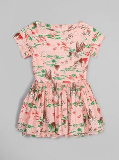 Couverture and The Garbstore - Childrens - Morley - Nabela Fish Dress