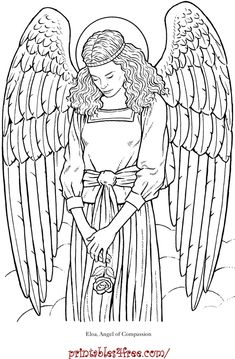 Welcome to Dover Publications Amazing Angels Stained Glass ...