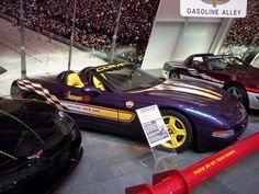 National Corvette Museum 2011  Bowling Green KY