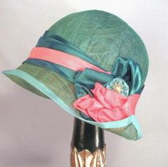 The roaring 20s.Wish women still wore hats, at least to church.