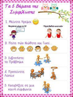 Life Skills For Children, Social Skills For Kids, Lessons For Kids, Classroom Rules, School Classroom, Classroom Organization, Emotions Preschool, Preschool Education, Behavior Cards