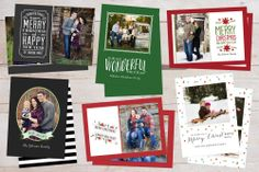 Jane Christmas Card Template — Angie Sandy Design & Illustration