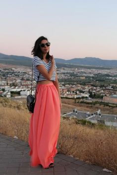 25 Inspirational Spring Outfits with Pink Color - Style Motivation