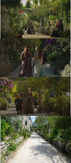 Dubrovik, Crotia - showing Game of Thrones sets vs the real location