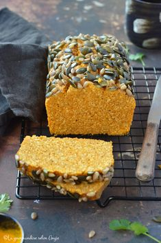 Cake façon dhal - La gourmandise selon AngieYou can find No sugar diet and more on our website. Baby Food Recipes, Vegan Recipes, Plat Vegan, Cake Vegan, No Sugar Diet, Salty Foods, Diet Desserts, Batch Cooking, Coco