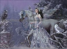 Image detail for -Winter Wings Fairy - Fairies Photo (2531041) - Fanpop fanclubs