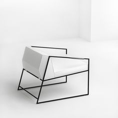The Wing Armchair on Behance