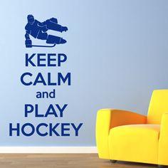 Portero de hockey patines #vinilosdeportivos