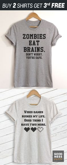 Find more great shirts at GoodnessGrayShirts.com. Ropa American Girl, Funny Shirts, Tee Shirts, Swag Shirts, Sassy Shirts, Funny Sweatshirts, Cool Stuff, Funny Stuff, Funny Outfits