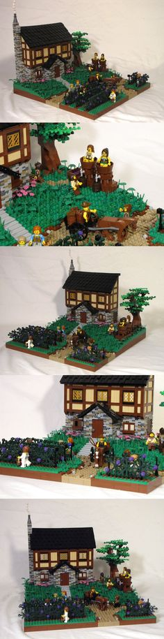 Ye Olde Winery #LEGO #Winery