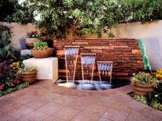 Design Style: Eclectic  - Your Backyard Design Style Finder on HGTV