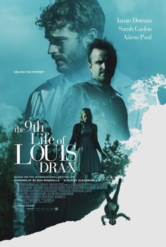 Click to View Extra Large Poster Image for The 9th Life of Louis Drax