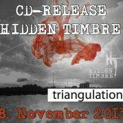 "HIDDEN TIMBRE ""CD Release-Party"""
