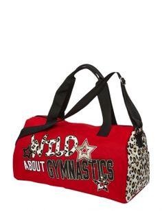 Animal Gymnast Duffle Bag | Girls Totes & Duffles Bags & Luggage | Shop Justice