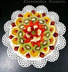 #fruit #cake #handmade #withlove #alessandradurante