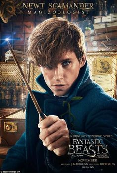 Newt and Porpentina | Fantastic Beasts and Where to Find Them ...