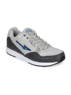 low priced 6a4c3 d94ea Erke Men Grey Jogging Shoes   Myntra via  myntra Different Types, Sports  Shoes,