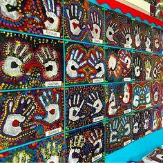 18 Ideas Aboriginal Art For Kids Naidoc Week Classroom Art Projects, School Art Projects, Art Classroom, School Classroom, Kindergarten Art, Preschool Art, Aboriginal Art For Kids, Aboriginal Education, Aboriginal Dot Painting