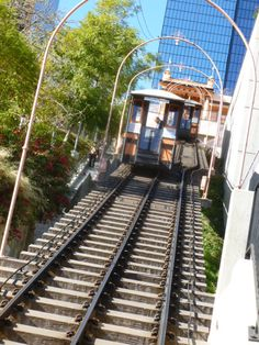 Why not catch up on some LA history while you're downtown for the Fest? Angel's Flight - the worlds shortest railroad - is part of DTLA's charm: 351 S Hill St., LA 90013