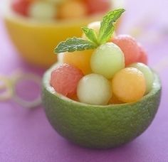 Cute fruit salad |16 Ideas For Amazing Fruit Salads - BuzzFeed Mobile