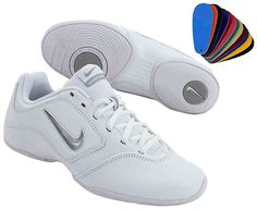 NEW NIKE YOUTH Sideline III Insert Cheer Shoes Size 3